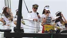 【いきいき富山】 日本一楽しい!タモリカップに60艇