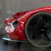 【Audi Forum Ingolstadt】 18 | Audi concept by Siming Yan (Bechelor Thesis)