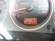 燃費記録を更新しました。7月分 今月3回目の給油⛽