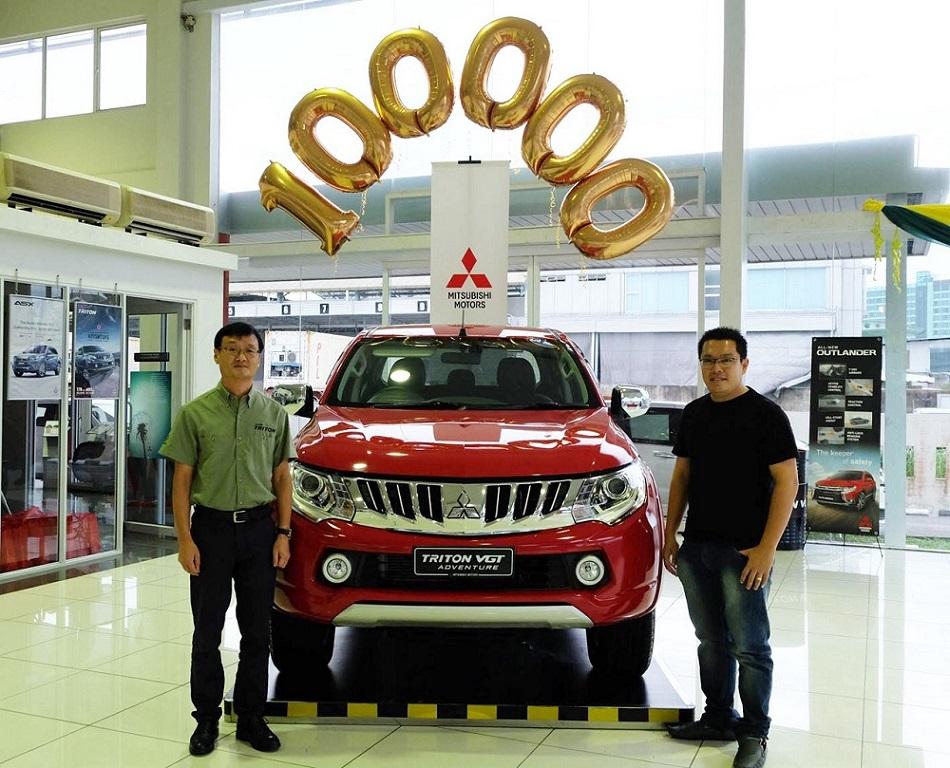 Mitsubishi Motors Achieves 100,000 Mark in Malaysia ・・・・