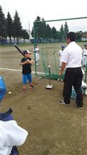 長男の野球少年団体験