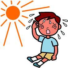 熱中症と熱射病