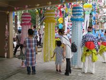 七夕祭り・・・・・恒例バーベキュー