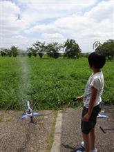 博士、水ロケット2号機生産完了!