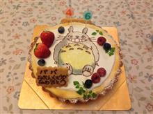 Happy birthday to TOTORO