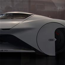 【Audi Forum Ingolstadt】 20 | Audi PIONIER concept by Roman Moor (Bechelor Thesis)