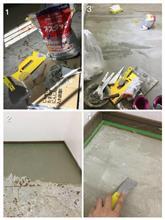 DIY 床:下地処理