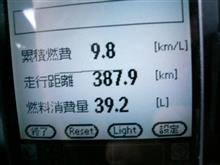 LCDが寿命っぽい。
