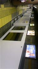 名古屋の地下鉄も随分と変わったなぁ(^_^;)…