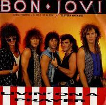 MUSIC MOMENT  Bon Jovi - Livin' On A Prayer
