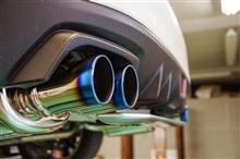 【マフラー】スバル WRX S4 リーガマックスプレミアム!