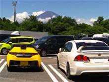名古屋までの道中(´・_・`)