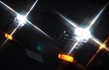 """Z31 300ZX Nose-Mask """"改"""" & Light louver~💕"""