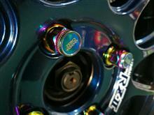 ZERO1000からショートタイプのホイールナットが新登場!