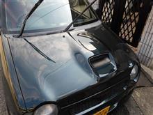 アルト洗車!