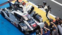 WEC第4戦、ポルシェ1号車がシーズン初優勝!