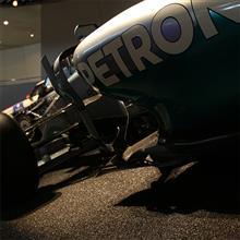 【Mercedes-Benz Museum】02 | F1 W05 Hybrid 2014