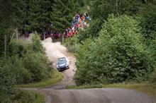 2016 WRC 第8戦 ネステ・ラリー・フィンランド デイ3