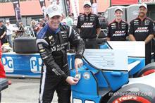 Indycar series 第12戦 ミド・オハイオ qualifying