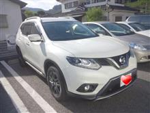 〈試乗車〉NISSAN New X-TRAIL 20X BLACK X-TREMER