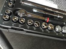 欧州車と工具サイズ