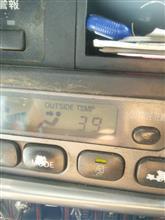 外気温度計によりますと~