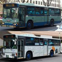 つい最近まで当たり前の存在でした ~仙台市営バスの日野ブルーリボン