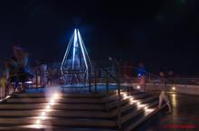 真夏の夜のひととき~北都が誇る日本三大夜景を臨んで~