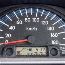【プロボックス】20万km