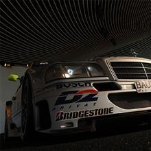 【Mercedes-Benz Museum】07 | AMG-Mercedes C-Klasse DTM 1995