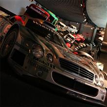 【Mercedes-Benz Museum】09 | Mercedes-Benz CLK-GTR GT1 1997