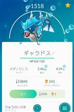 Pokémon GO (・´з`・)
