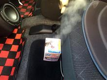 N-ONE 5万km突破記念に消臭剤を放り込んでみた件