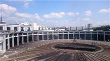 京都鉄道博物館(機関車庫)