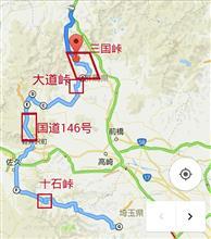 2016/08/14 峠詣 新潟~群馬~長野