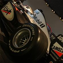 【Mercedes-Benz Museum】11 | McLaren Mercedes MP4-13 1998