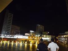 深夜の東京ラーメンツーリング。