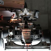 【Mercedes-Benz Museum】12 | McLaren Mercedes MP4-14 1999