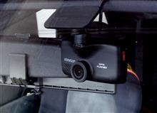 ドライブレコーダー(KENWOOD DRV-610 )装着