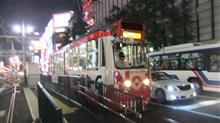 札幌の路面電車で・・