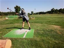 十和田でパークゴルフ!