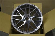 今日のホイール MRR Design GF7(MRRデザイン) -トヨタ 30アルファード用-