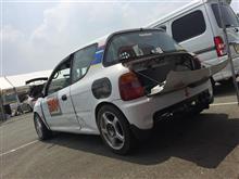 emz 軽カー耐久レーシングゲーム Rd.3に参加してきた