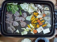 《九連休》お昼は回転寿司、夜は焼き肉・・・《五日目》