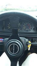 暑い中のドライブ
