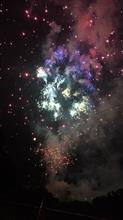 川西の花火🎆