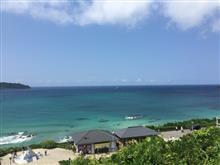 夏休み最終日は青い海を堪能