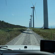 動画でみる日本海風車ドライブ