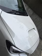 8月度 最初で最後の洗車(⌒-⌒; )
