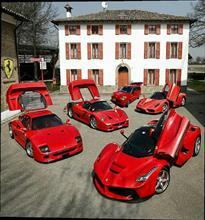 フェラーリの仲間入り